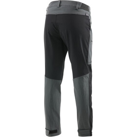 Haglöfs Rugged Flex Pantalones Mujer, magnetite/true black
